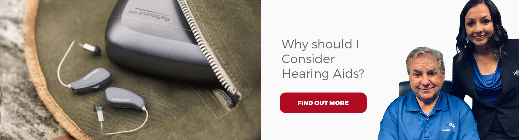 Why consider hearing aids - Better Hearing Aid Center