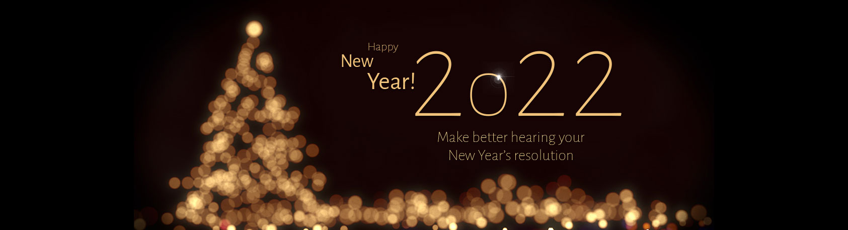 Happy New Year - Better Hearing Aid Center