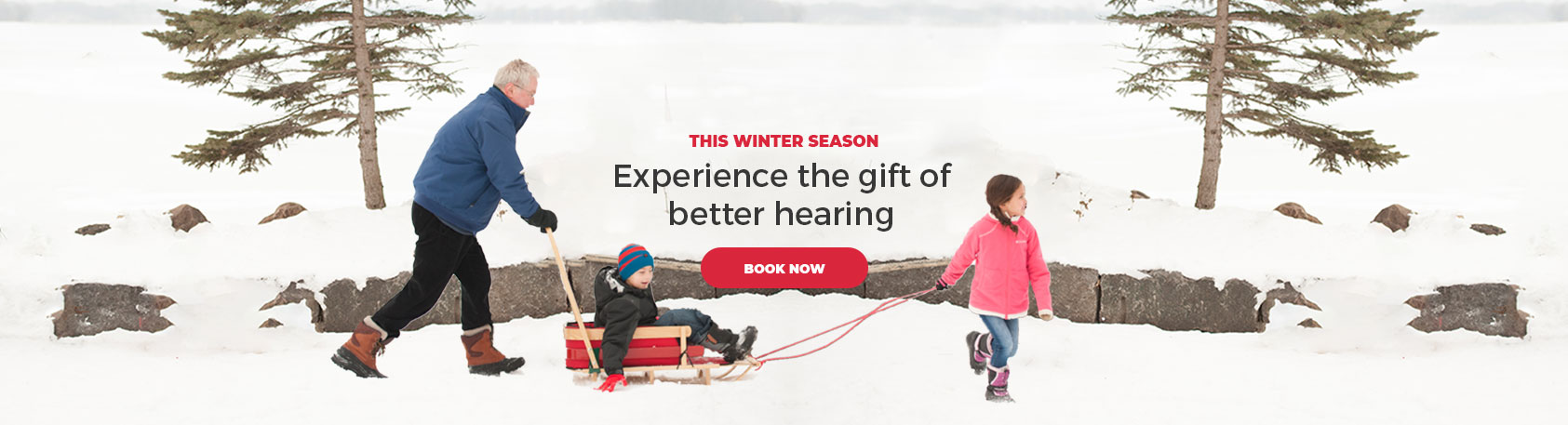 Winter Banner - Better Hearing Aid Center